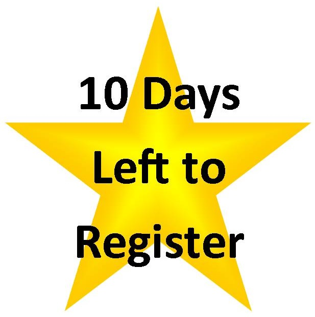Summer Training Institute 10 Days Left to Register