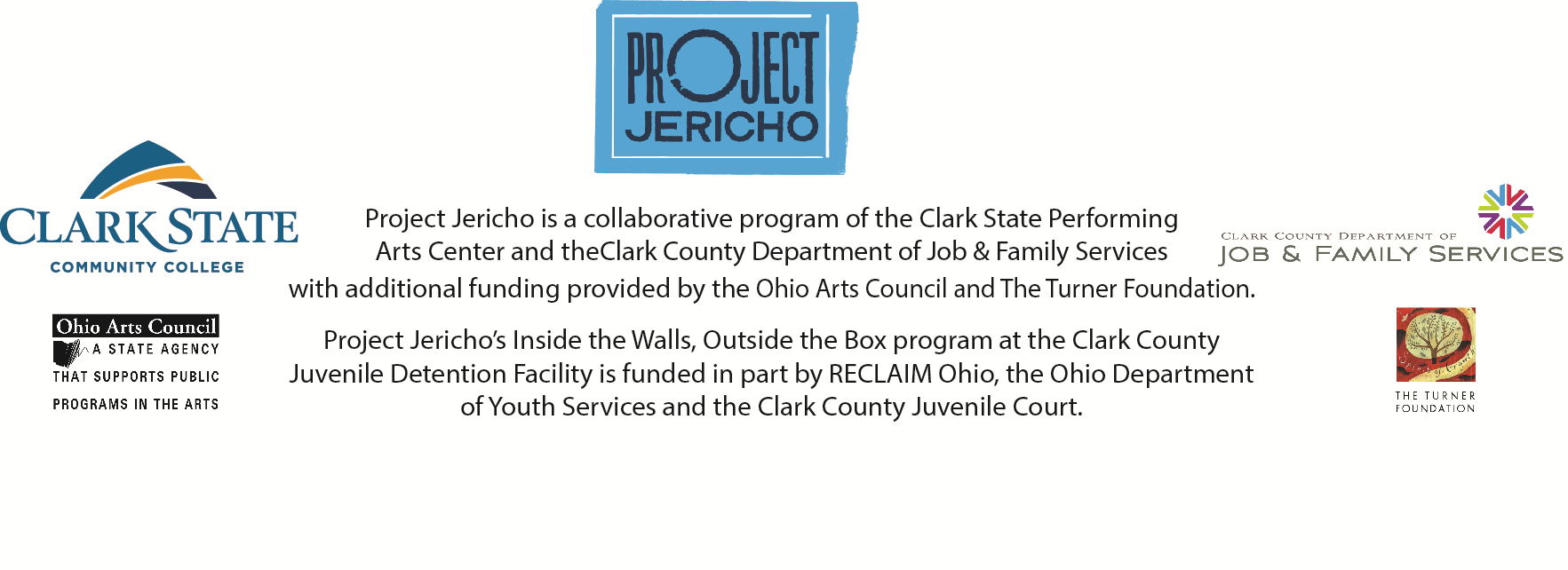 Project Jericho skinny blurb
